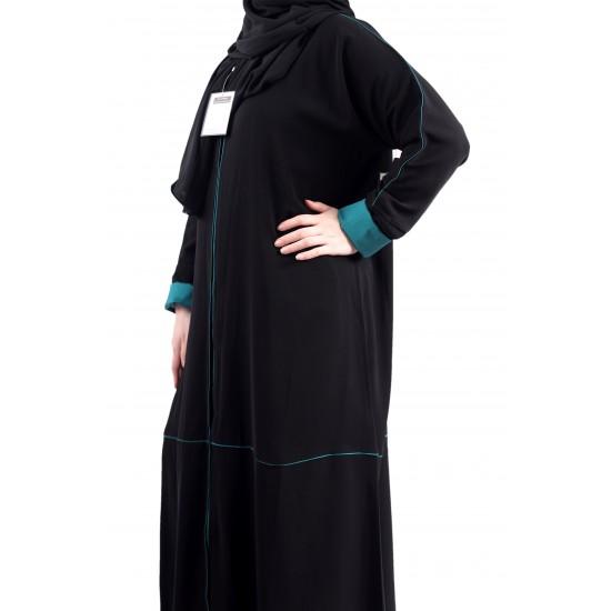 62IQA Abaya + Tarha