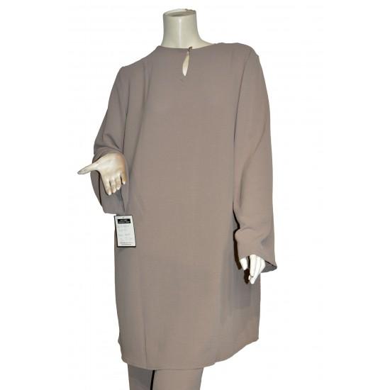 1953B DRESS WITH PANT
